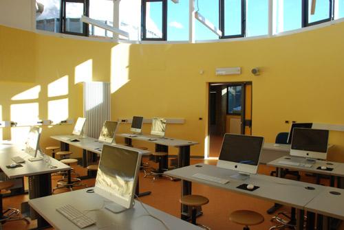 Un Laboratorio di Informatica al Des Ambrois